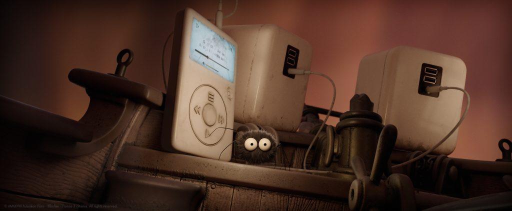 Eine musikalische Spinne © 2018 Futurikon Films - Ifilmfilm - France 3 cinéma