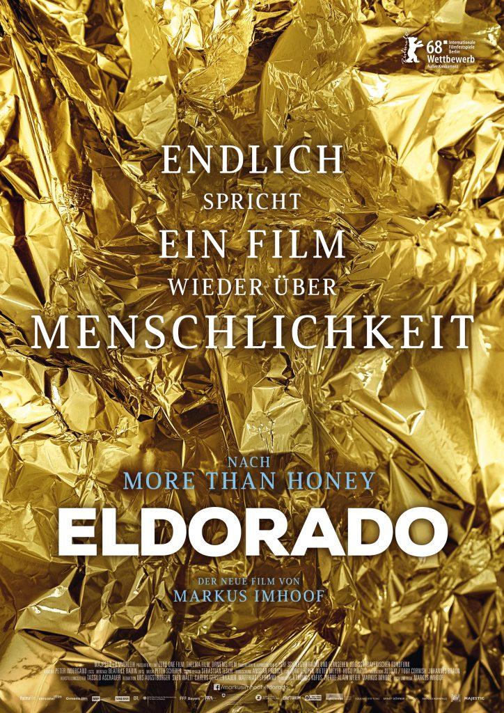 "Filmplakat von ""Eldorado"" ©Majestic Filmverleih"