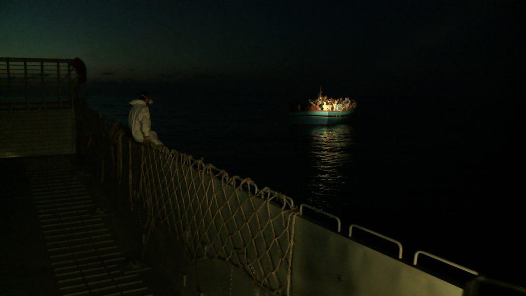 Seenotrettung bei Tag und bei Nacht ©Majestic Filmverleih