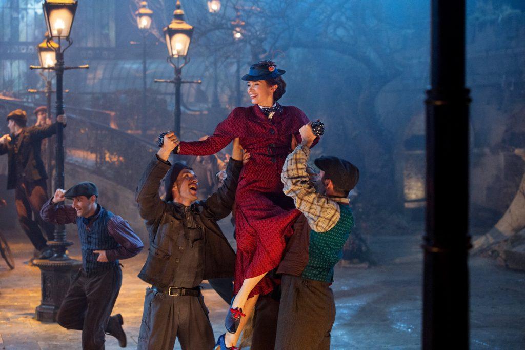 Elegant, wie eh und je - Mary Poppins in Marry Poppins Rückkehr © 2018 The Walt Disney Company Germany