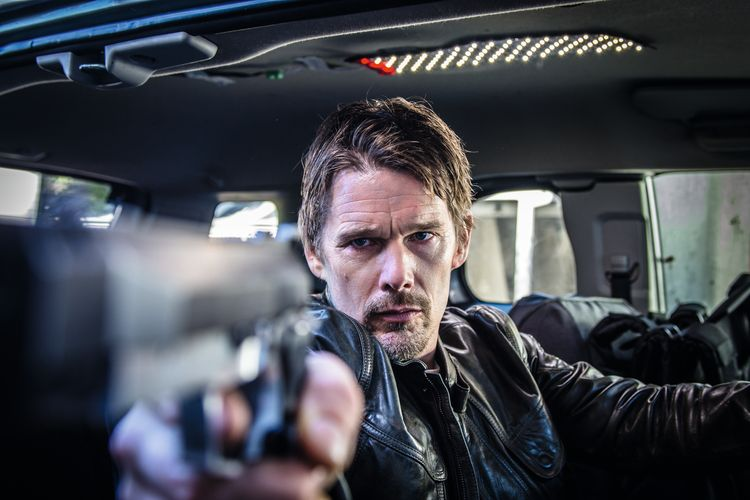 Ethan Hawke in 24 Hours to Live ©Universum Film