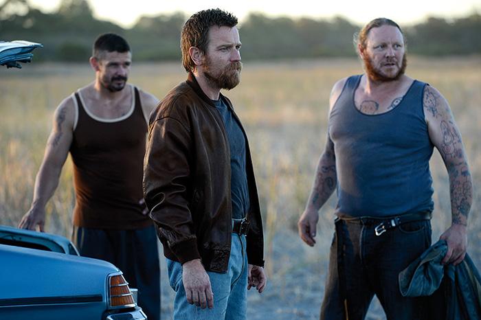 Ewan McGregor in Son of a Gun