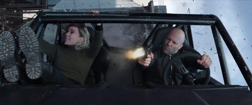 Es geht spektakulär zur Sache in Fast & Furious Hobbs & Shaw © Universal Pictures