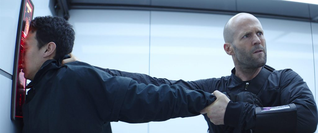 Jason Statham als Shaw in Fast & Furious Hobbs & Shaw © Universal Pictures