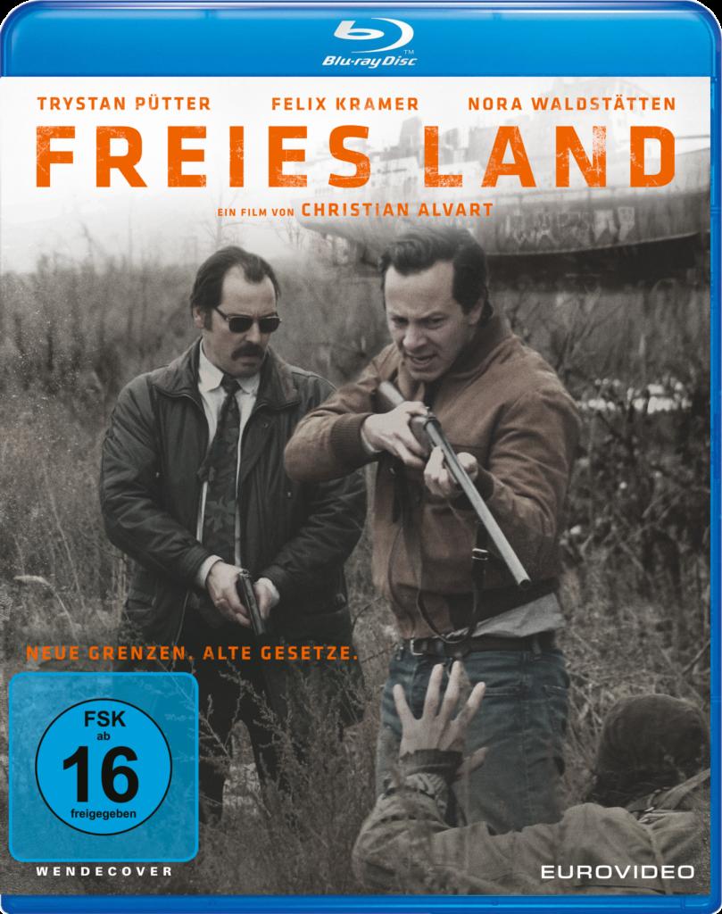 Das Blu-ray-Cover zu Freies Land © Verleih Telepool