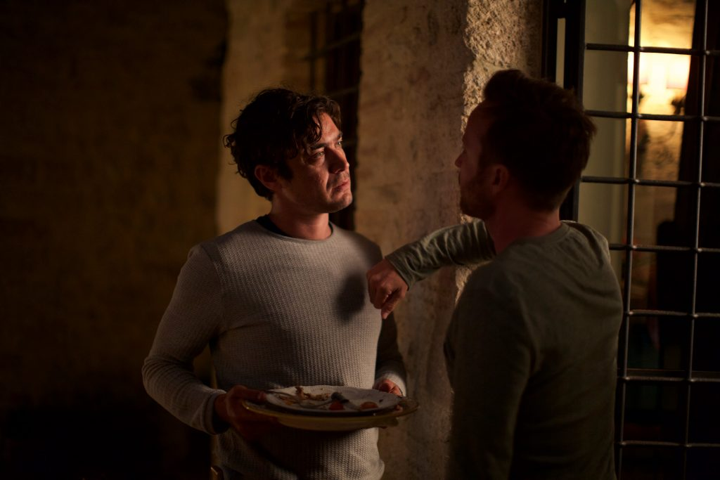 Federico und Bryan in Welcome Home © Constantin Film