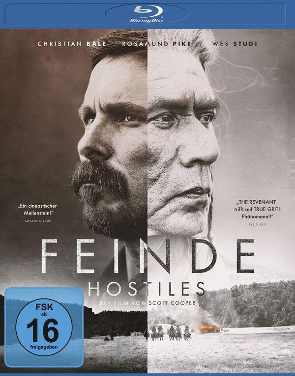 "Cover zu ""Feinde - Hostiles"" ©Universum Film"