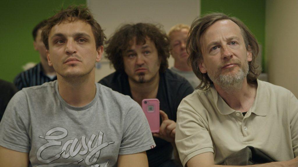"""""""Fikkefuchs"""" mit Franz Rogowski und Jan Henrik Stahlberg von ©Alamode Film"""