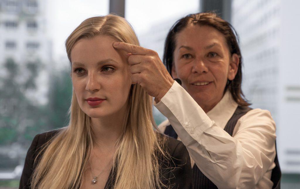"""Susanne Bredehöft in """"Fikkefuchs"""" von ©Alamode Film"""