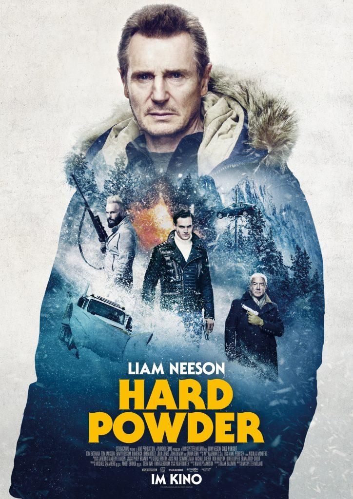 Filmplakat zu Hard Powder © Studiocanal