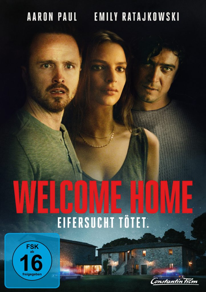 Cover Welcome Home © Constantin Film