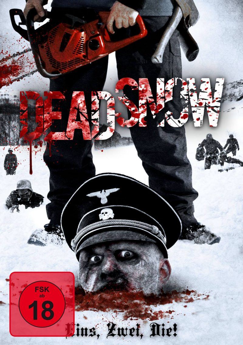 Filmplakat von Dead Snow (2009) ©Splendid Film GmbH Home Entertainment