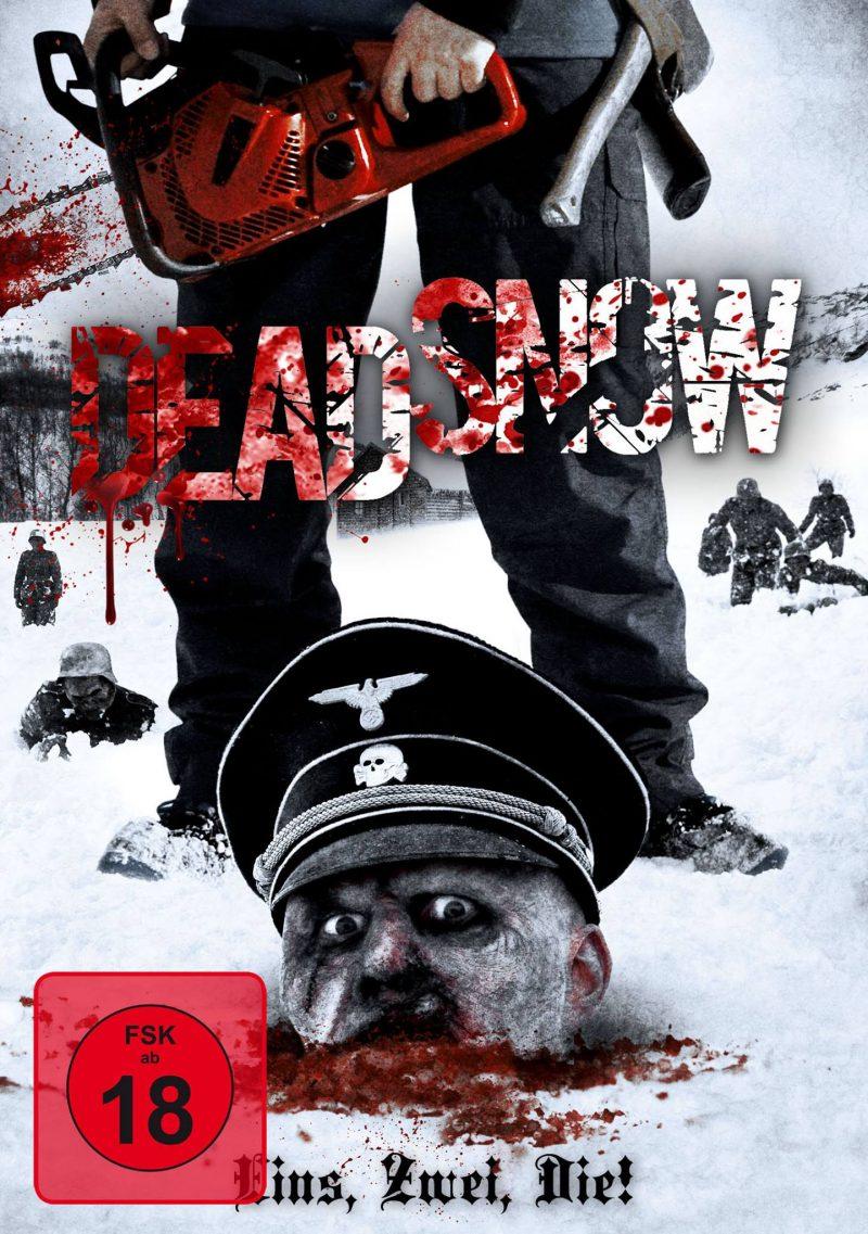 Filmplakat von Dead Snow (2009) ©Splendid Film GmbH Home Entertainment