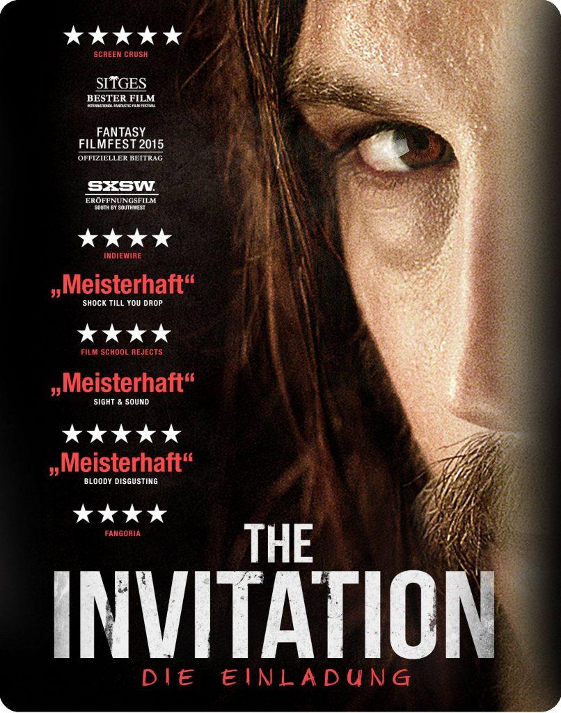 Filmplakat von The Invitation (2015) ©Pandastorm Pictures