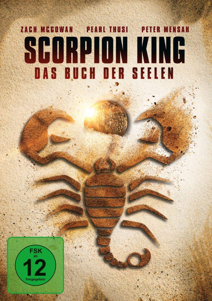 Filmplakat zu Scorpion King: Das Buch der Seelen. ©Universal Pictures Germany
