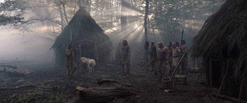 Alessandro Borghi als Remus und seine Männer annektieren ein Dorf | The First King - Romulus & Remus