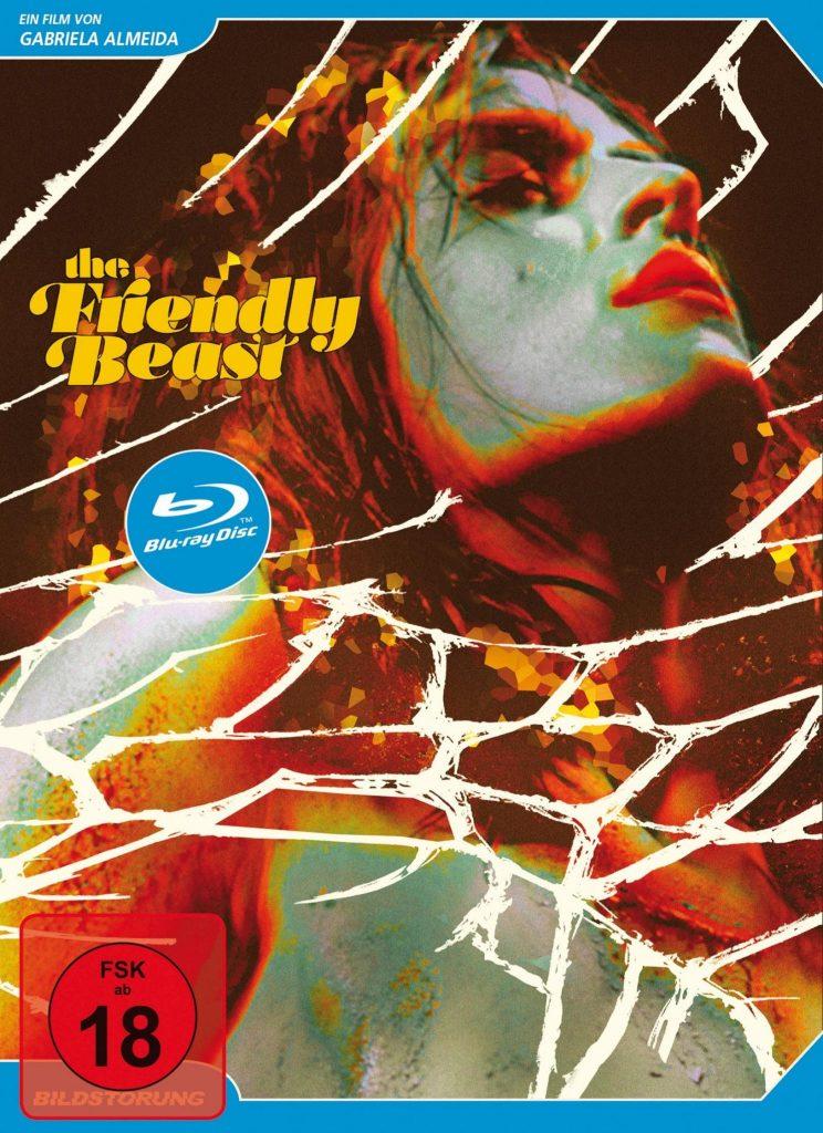 Die deutsche Blu-Ray. | THE FRIENDLY BEAST © BILDSTÖRUNG