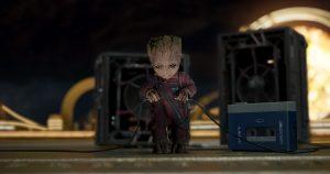 Guardians Of The Galaxy Vol. 2..Groot (voiced by Vin Diesel)..Ph: Film Frame..©Marvel Studios 2017