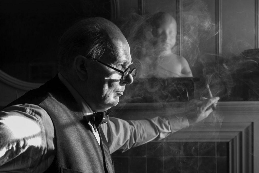 Gary Oldman als Winston Churchill © Universal Pictures