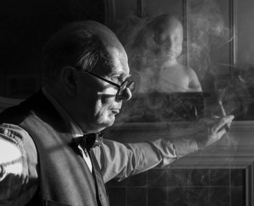Gary Oldman als Winston Churchill © Universal Pictures