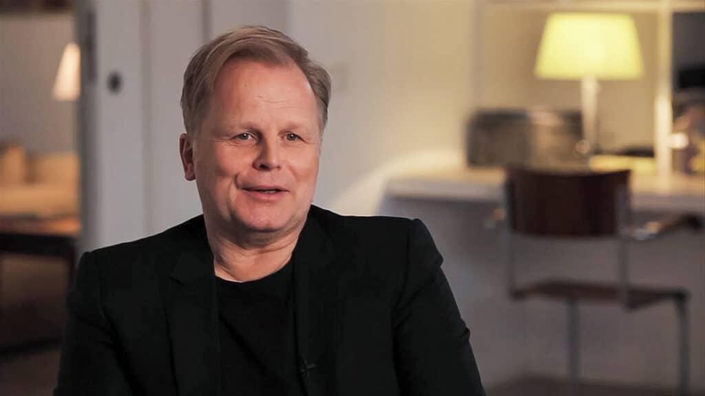 Sänger Herbert Grönemeyer im Interview in Germans & Jews - Eine neue Perspektive