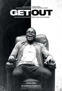 """Filmplakat zu """"Get out"""" © Universal Pictures"""