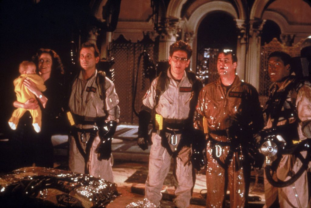 Ghostbusters-Fortsetzung geplant © Sony Pictures