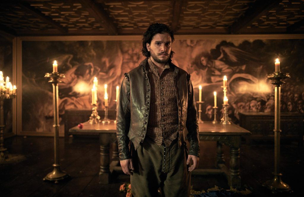 Kit Harrington hat in Gunpowder nicht viel zu lächeln. © Justbridge Entertainment