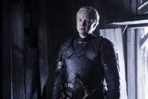 Gwendoline Christie in Game of Thrones aus 2016