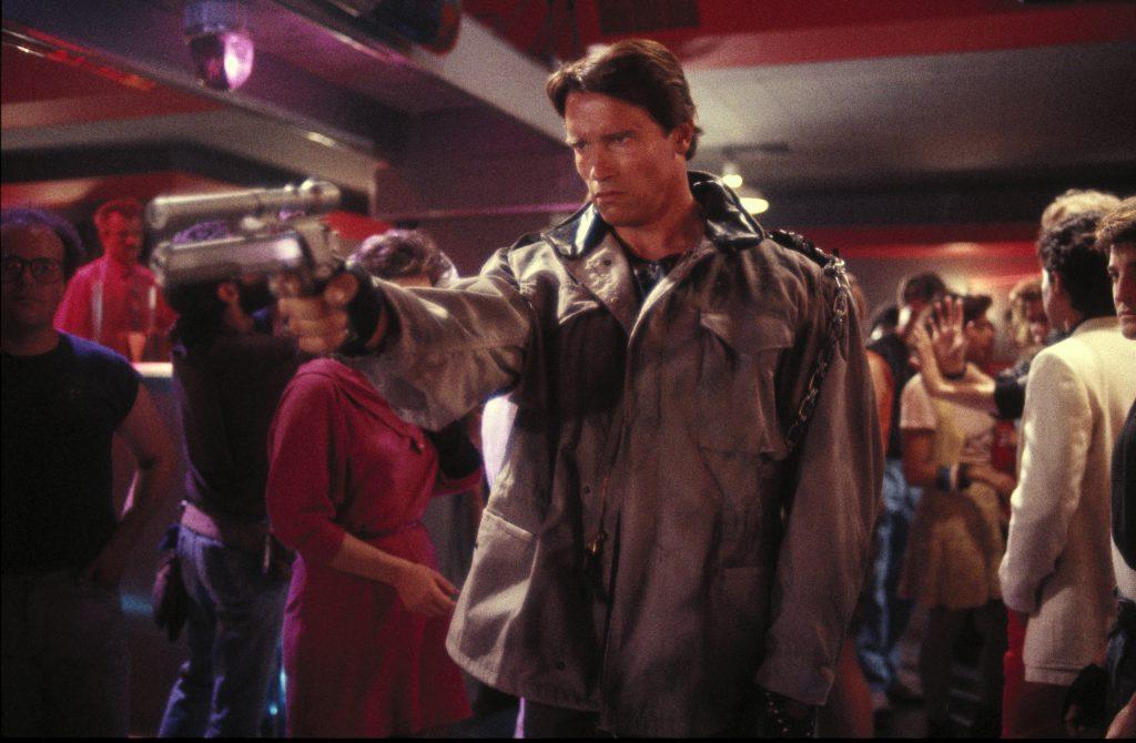 Arnold Schwarzenegger bald in Kung Fury?
