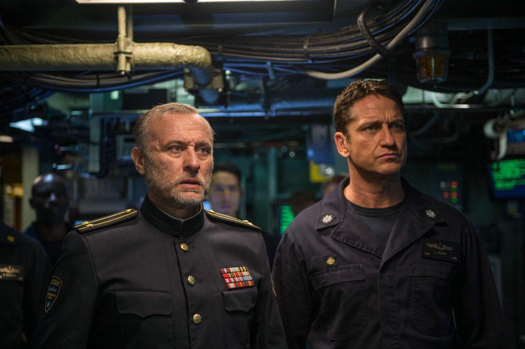 Die beiden Kapitäne © Concorde Home Entertainment