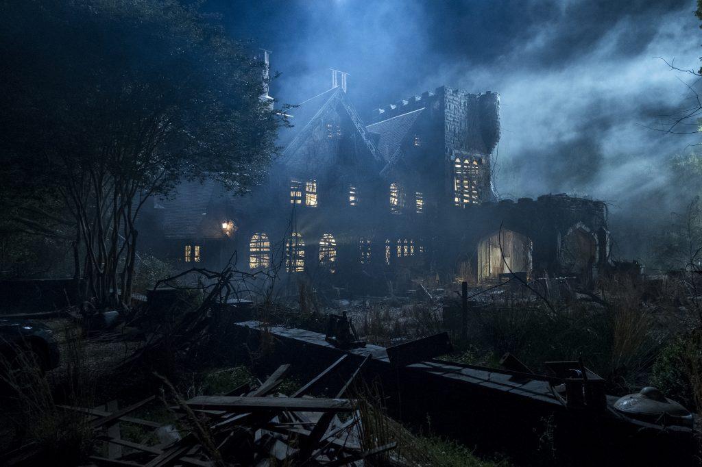 Das berüchtigteHill House aus Spuk in Hill House, © Netflix