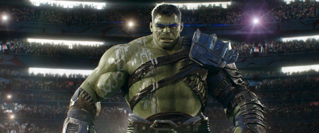Marvel Studios' THOR: RAGNAROK..Hulk (Mark Ruffalo)..Ph: Film Frame..©Marvel Studios 2017