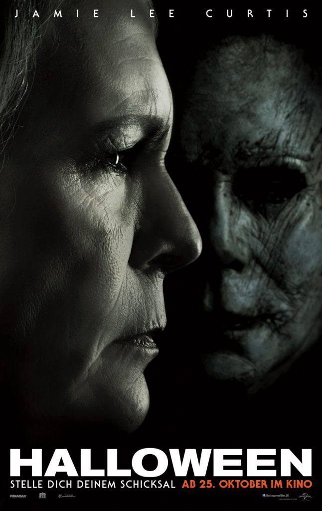"""Filmplakat zu """"Halloween"""" © Universal Pictures"""