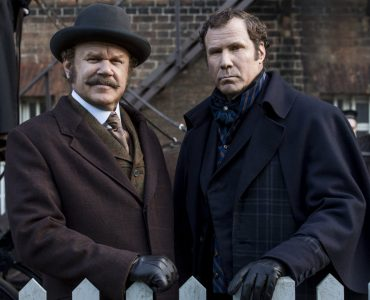 John C. Reilly und Will Ferrell in Holmes & Watson © 2018 Columbia Pictures Industries, Inc. and Mimran Schur Pictures, LLC. All Rights Reserved.