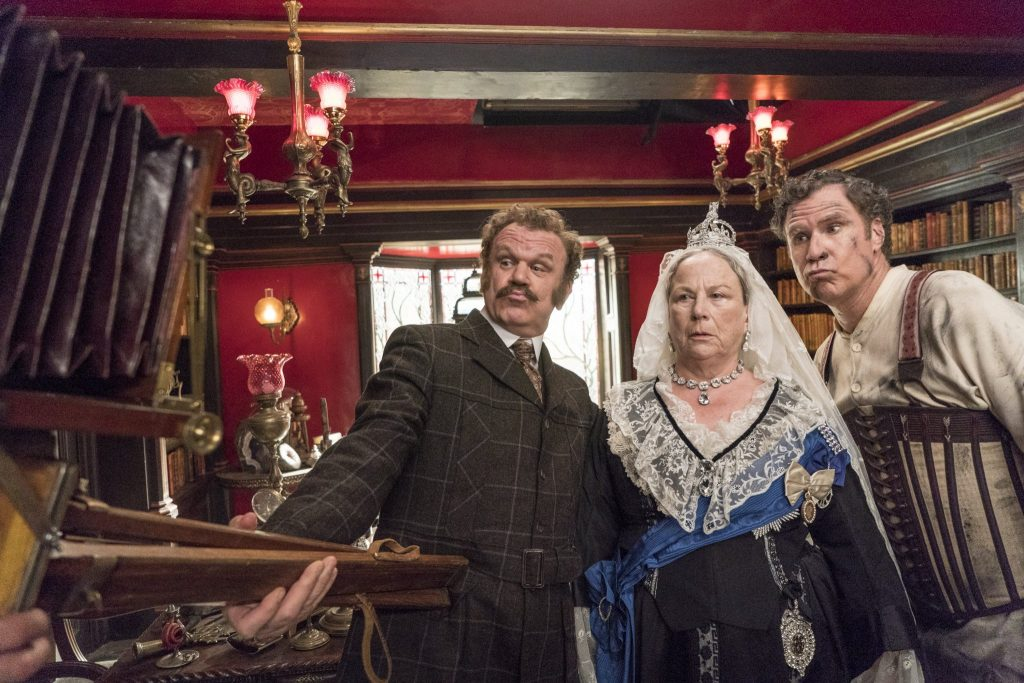 Pam Ferris als Königin Victoria in Holmes & Watson © 2018 Columbia Pictures Industries, Inc. and Mimran Schur Pictures, LLC. All Rights Reserved.