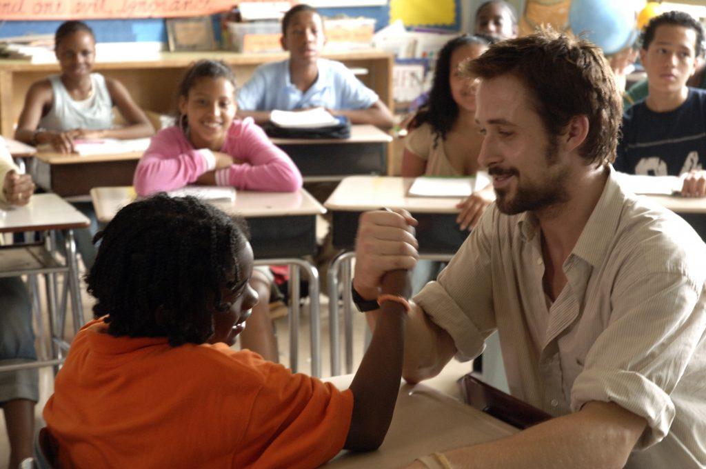 Für seine Schüler gibt Dan alles, um ihnen etwas beizubringen. © Studiocanal Home Entertainment