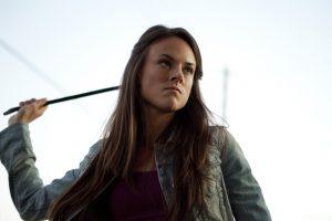 """Sarah Butler als Jennifer Hills in """"I Spit On Your Grave"""" © Tiberius Film"""