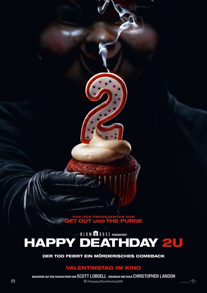 Cover zu Happy Deathday 2U © Universal Pictures