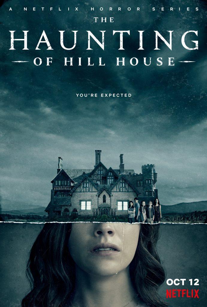 Plakat zu Spuk in Hill House, © Netflix