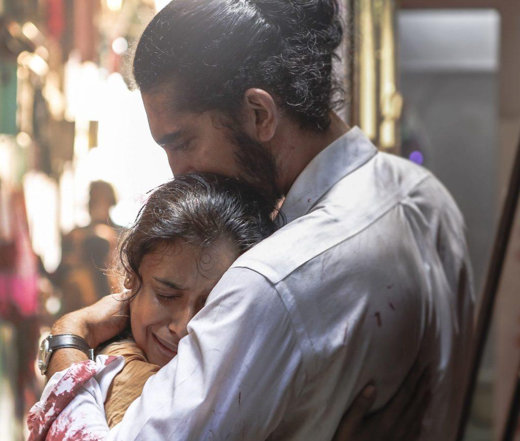 Auch die Angestellten bangen um ihr Leben in Hotel Mumbai