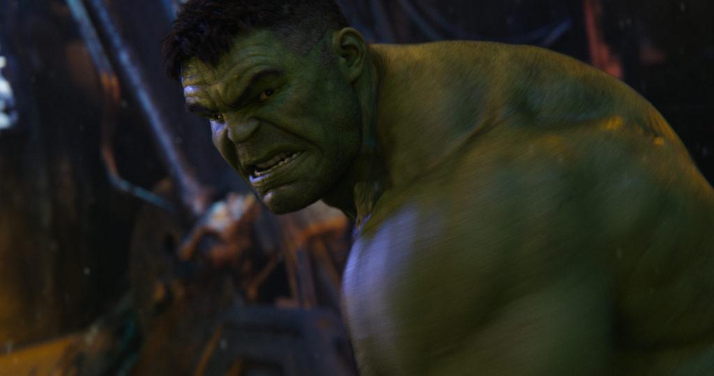 Der grüne Hulk ist einer der bekanntesten Marvel Helden aus den Comics.