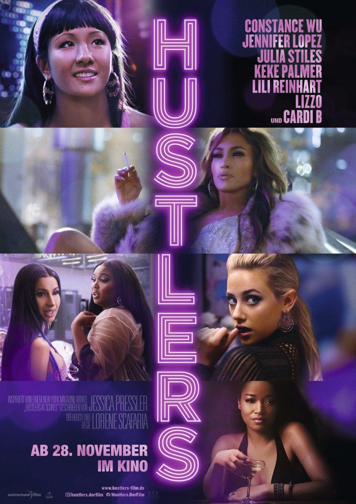 Kinoposter zu Hustlers
