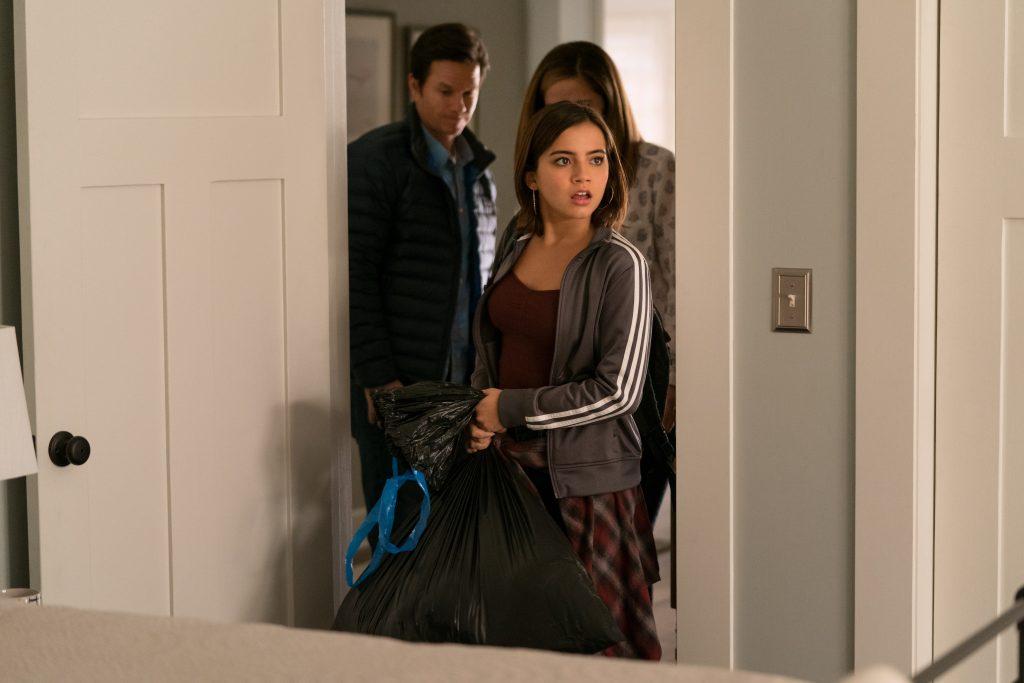 Lizzy entdeckt ihr neues Zuhause (Isabela Moner, Mark Wahlberg und Rose Byrne in Plötzlich Familie) © 2018 Paramount Pictures. All rights reserved.