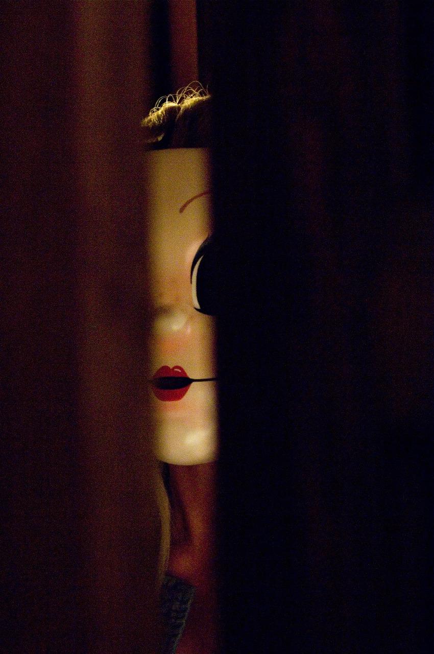 Die mysteriösen Killer tragen verstörende Masken (©Studiocanal Home Entertainment)