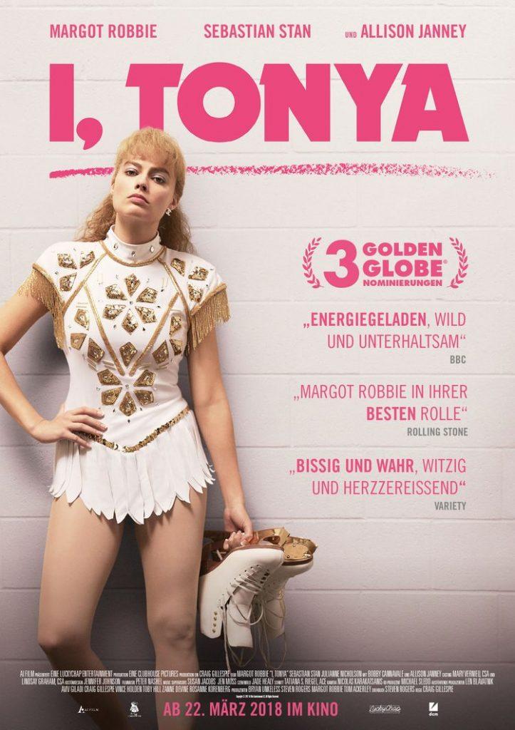 "Offizielles Filmplakat zu ""I, Tonya"" © DCM"