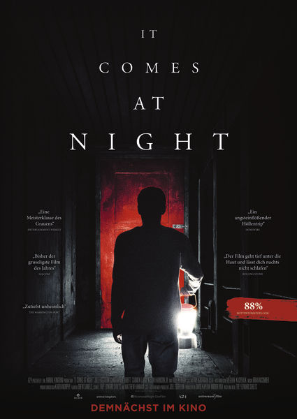 "Filmplakat zu ""It Comes at Night"" © Universum Film"