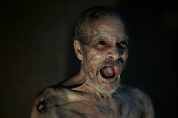 "David Pendleton als Opa ""Bud"" in ""It Comes at Night"" © Universum Film"