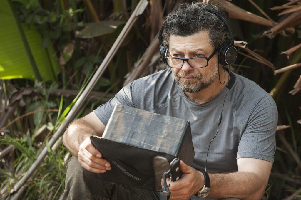 Schauspieler und Regisseur: Multitalent Andy Serkis in Mogli - Legende des Dschungels. © Netflix