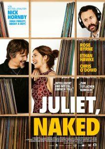 """Filmplakat zu """"Juliet, naked"""" © Prokino Filmverleih"""